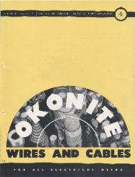 1946 The Okonite Company ASBESTOS
