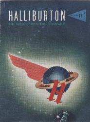 1947 Halliburton Oil Well Cementing Co. Catalog