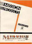 1934 Mission Manufacturing Co. Catalog