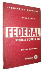 1963 Federal Steel & Supply Co.