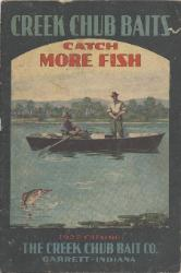 1925 The Creek Chub Bait Company