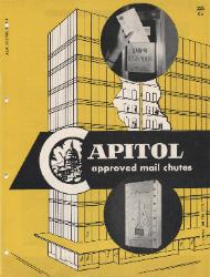 1955 Capitol Mail Chute Corporation