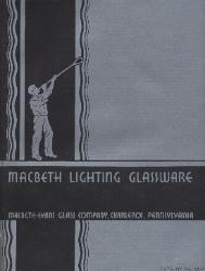 1936 Macbeth-Evans Glass Company Catalog