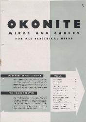 1948 The Okonite Company ASBESTOS