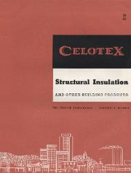 1955 The Celotex Corporation ASBESTOS