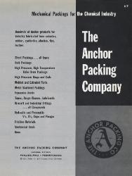 1963 The Anchor Packing Company