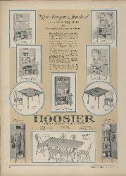 1927 The Hoosier Manufacturing Company