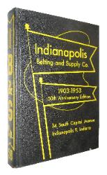 1953 Indianapolis Belting and Supply Co. Catalog